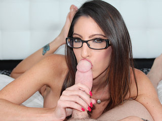 Dava Foxx : Your Cock Throbs